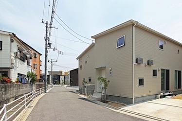 宝塚の12戸