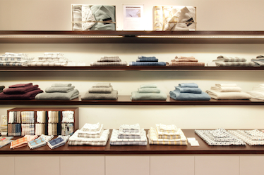 『今治浴巾 京都店』の竣工写真をworksにアップしました。