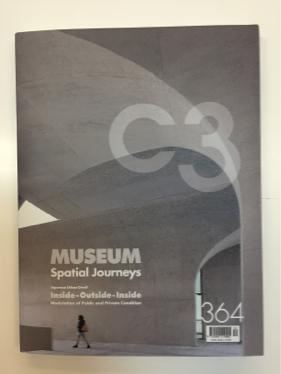『雨やどりの家』が韓国の建築雑誌C3 364に掲載されました。