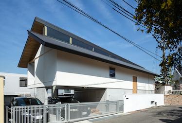 『ハスノヤネ』が第12回くすのき建築文化賞で佳作を受賞しました。