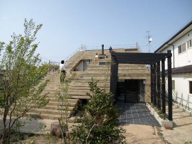 『階段の家』が海外メディアに掲載されました。