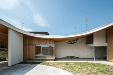 『被衣の家』がwebサイトarchitecturephotoに掲載されました。