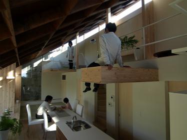 『北庭の家』が新建築住宅特集12月号に掲載されました。