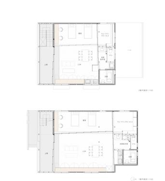 三好市お試し暮らし住宅「マチの棟」