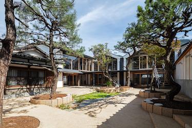 「三好市地域交流拠点施設『真鍋屋』MINDE」が建築雑誌 増刊 作品選集 2020に掲載されました。