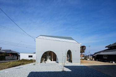 『コヤトヤネ』が第8回サステナブル住宅賞で硝子繊維協会会長賞を受賞しました。