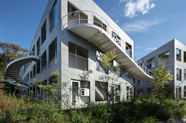 成安造形大学アパートメント  YOHAKU